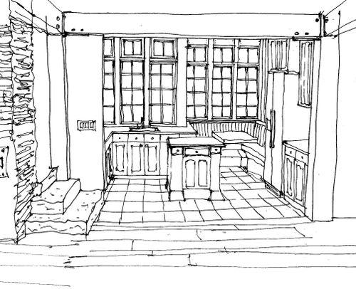 2009-11-27 kitchen perspective