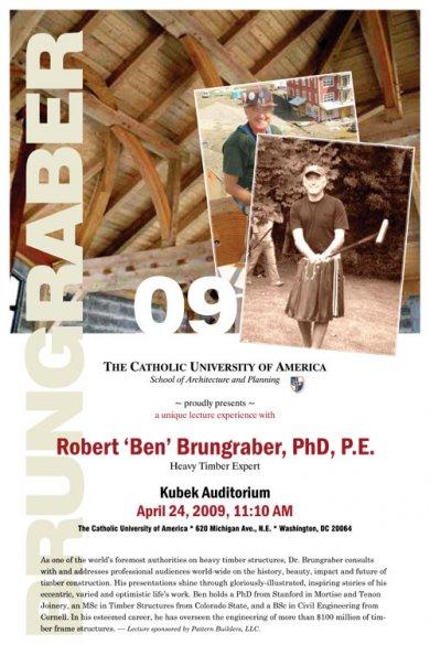 Brungraber poster